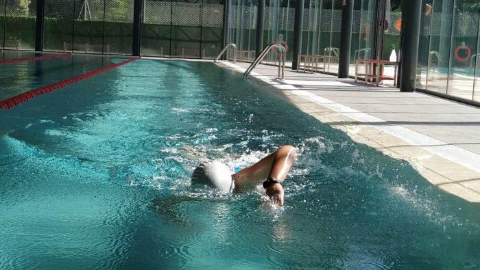 Cursos de natació per a adults